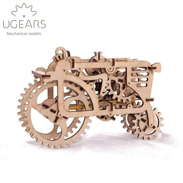 Ugears TRactor Model Ugears Australia